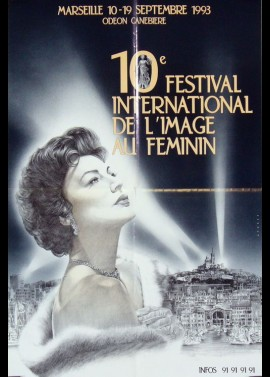 affiche du film FESTIVAL INTERNATIONAL DE L'IMAGE AU FEMININ