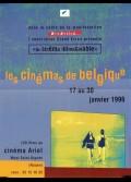 FESTIVAL LES CINEMAS DE BELGIQUE