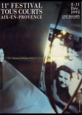 FESTIVAL TOUS COURTS AIX EN PROVENCE movie poster