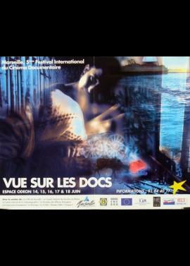 affiche du film FESTIVAL VUE SUR LES DOCS
