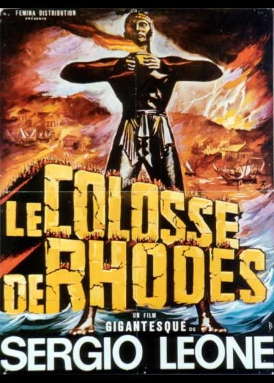 COLOSSO DI RODI (IL) movie poster