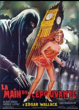 BLAUE HAND (DIE) movie poster