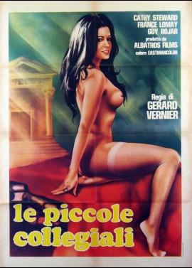 PETITES PENSIONNAIRES IMPUDIQUES movie poster