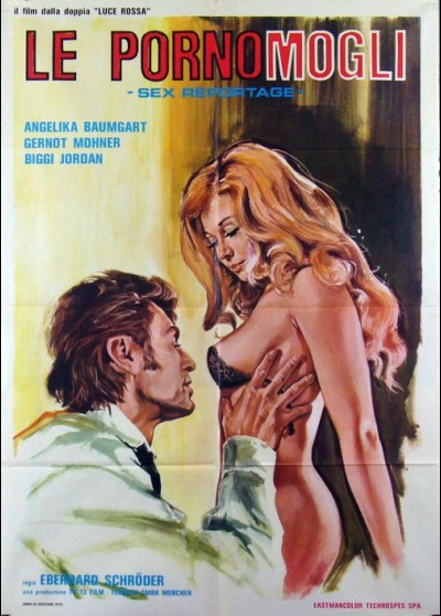 HAUSFRAUEN REPORT 2 movie poster