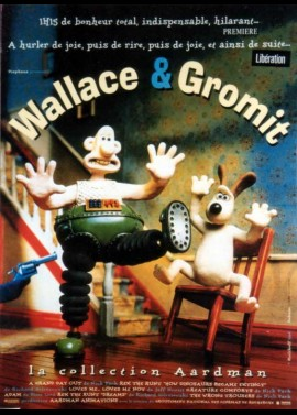 WALLACE ET GROMIT movie poster