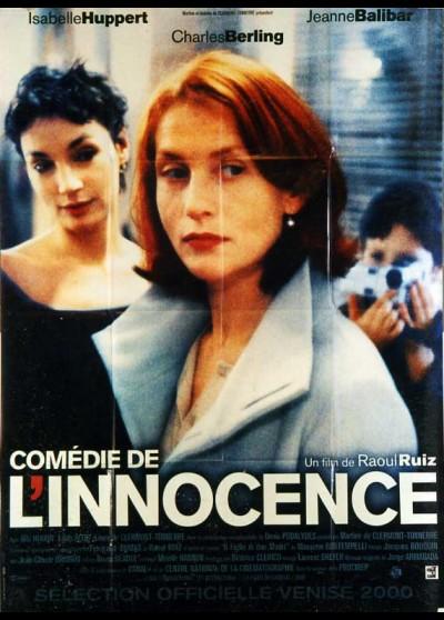 affiche du film COMEDIE DE L'INNOCENCE