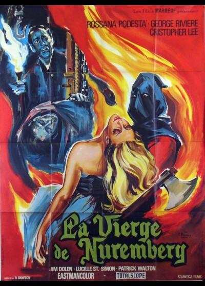 affiche du film VIERGE DE NUREMBERG (LA)