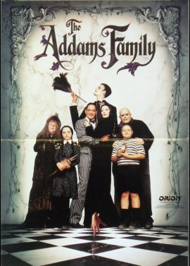 ADDAMS FAMILY (THE) movie poster