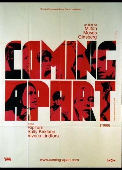 affiche du film COMING APART