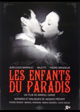 affiche du film ENFANTS DU PARADIS (LES)