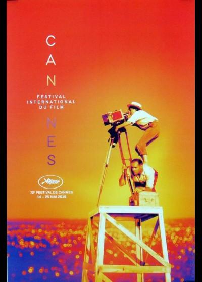 affiche du film FESTIVAL DE CANNES 2019