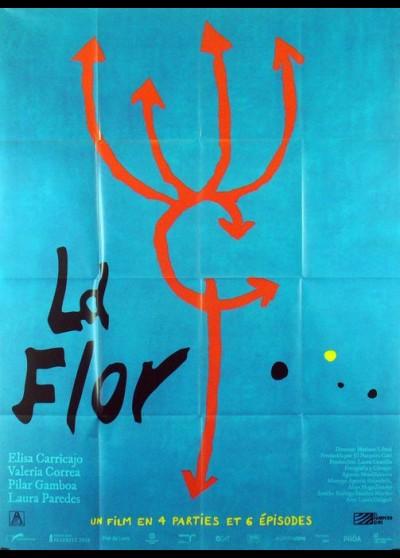 affiche du film FLOR (LA)