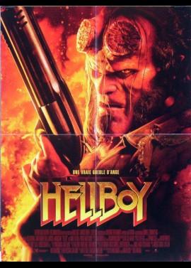 HELLBOY movie poster