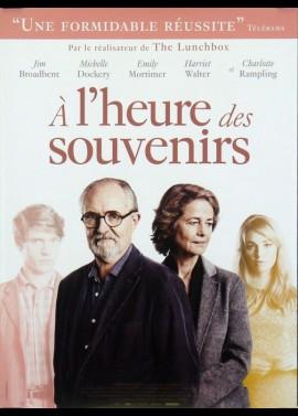 affiche du film A L'HEURE DES SOUVENIRS