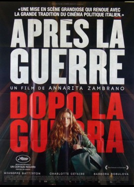 DOPO LA GUERRA movie poster