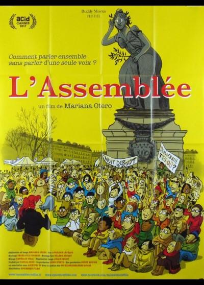 affiche du film ASSEMBLEE (L')