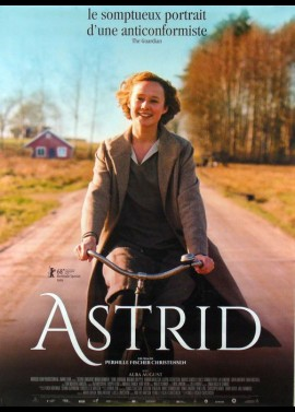 UNGA ASTRID movie poster