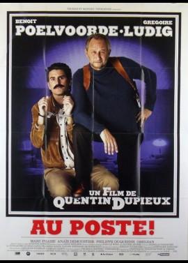 AU POSTE movie poster