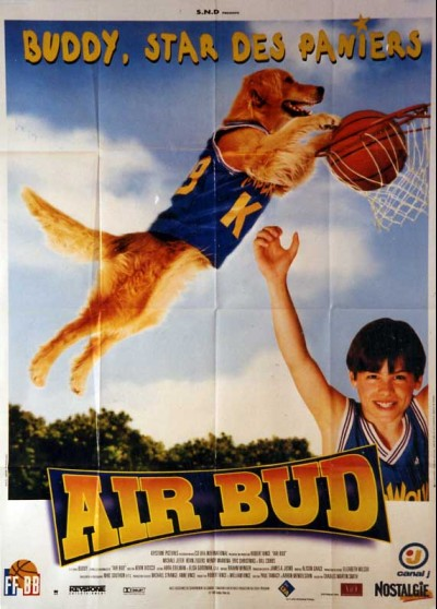 affiche du film AIR BUD