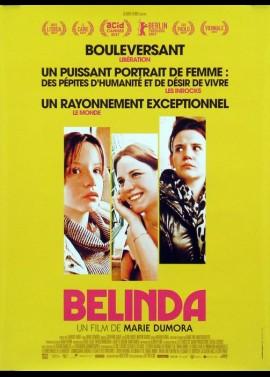 BELINDA movie poster