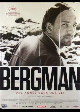 affiche du film BERGMAN UNE ANNEE DANS UNE VIE