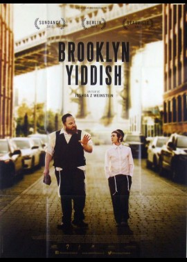 affiche du film BROOKLYN YIDDISH