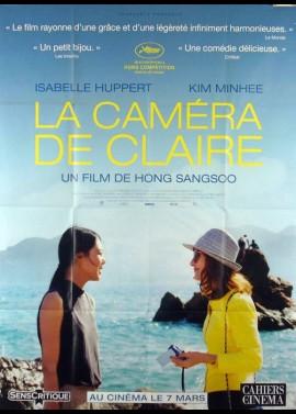 affiche du film CAMERA DE CLAIRE (LA)
