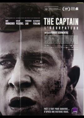affiche du film CAPTAIN L'USURPATEUR (THE)