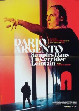 DARIO ARGENTO SOUPIRS DANS UN CORRIDOR LOINTAIN movie poster