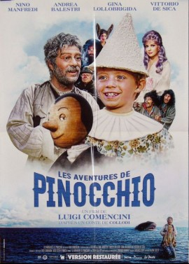 AVVENTURE DI PINOCCHIO (LE) movie poster