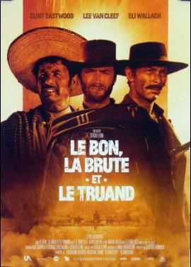 affiche du film BON LA BRUTE ET LE TRUAND (LE)