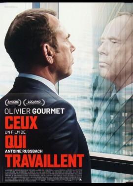 CEUX QUI TRAVAILLENT movie poster