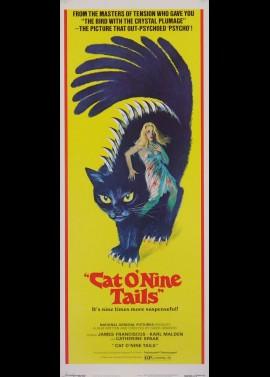 GATTO A NOVE CODE (IL) movie poster