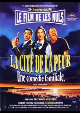 CITE DE LA PEUR (LA) movie poster