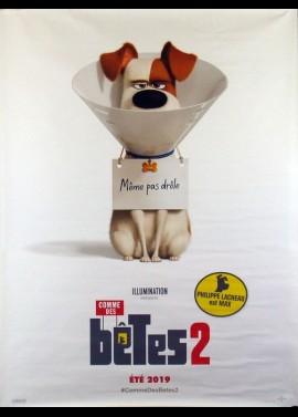 SECRET LIFE OF PET 2 (THE) movie poster