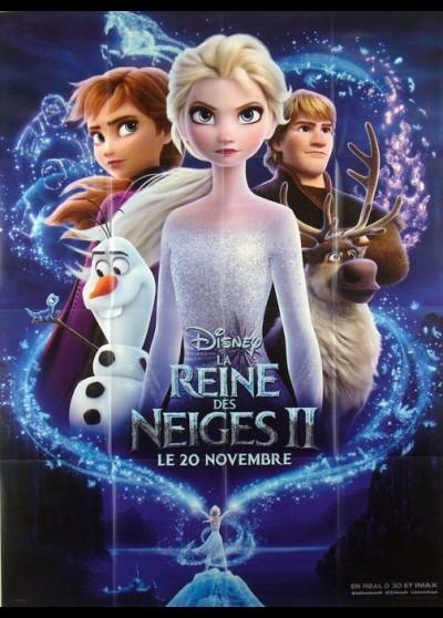 affiche du film REINE DES NEIGES 2 (LA)