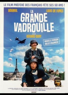 GRANDE VADROUILLE (LA) movie poster