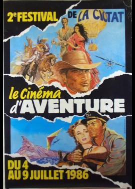 affiche du film FESTIVAL LA CIOTAT 1986