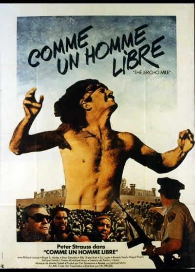 affiche du film COMME UN HOMME LIBRE