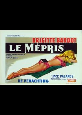 affiche du film MEPRIS (LE)