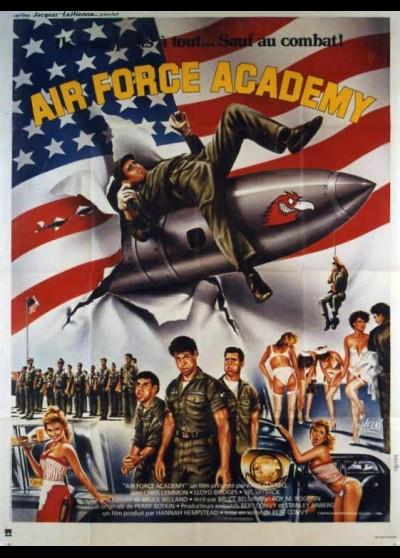 affiche du film AIR FORCE ACADEMY