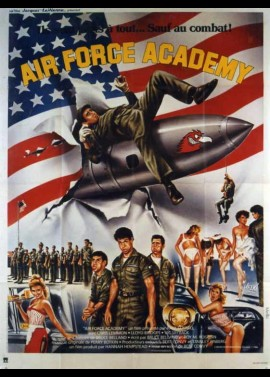 affiche du film AIR FORCE ACADEMY