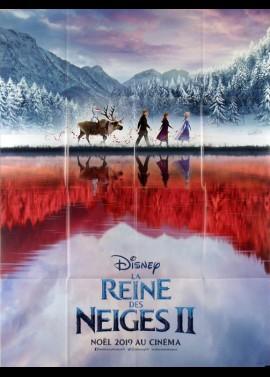REINE DES NEIGES 2 (LA) movie poster