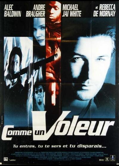 affiche du film COMME UN VOLEUR