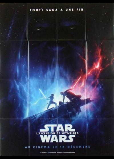 affiche du film STAR WARS 9 L'ASCENSION DE SKYWALKER