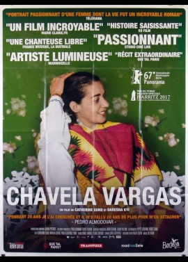 CHAVELA VARGAS movie poster
