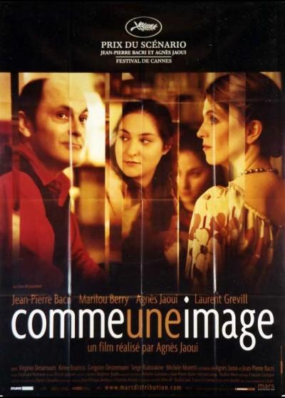 affiche du film COMME UNE IMAGE