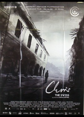 CHRIS THE SWISS movie poster