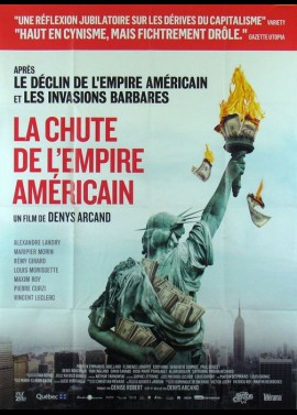 CHUTE DE L'EMPIRE AMERICAIN (LA) movie poster