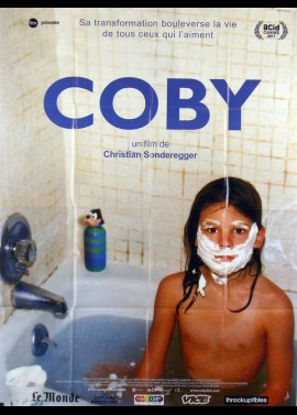 COBY movie poster